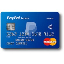 VCC For Paypal Verification
