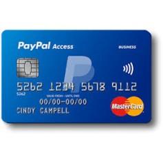 VCC For EU Paypal Verification
